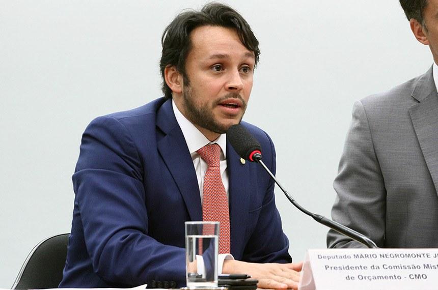 Presidente da CMO, deputado Mario Negromonte Jr. quer ouvir ministro da Previdência sobre propostas de cortes no projeto de Orçamento para 2019