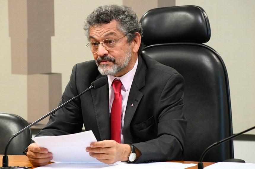 Comissão Mista da Medida Provisória (CMMPV) nº 853 de 2018, que reabre adesão ao Funpresp, realiza reunião para instalação e eleição de presidente e vice.  Foto: Marcos Oliveira/Agência Senado