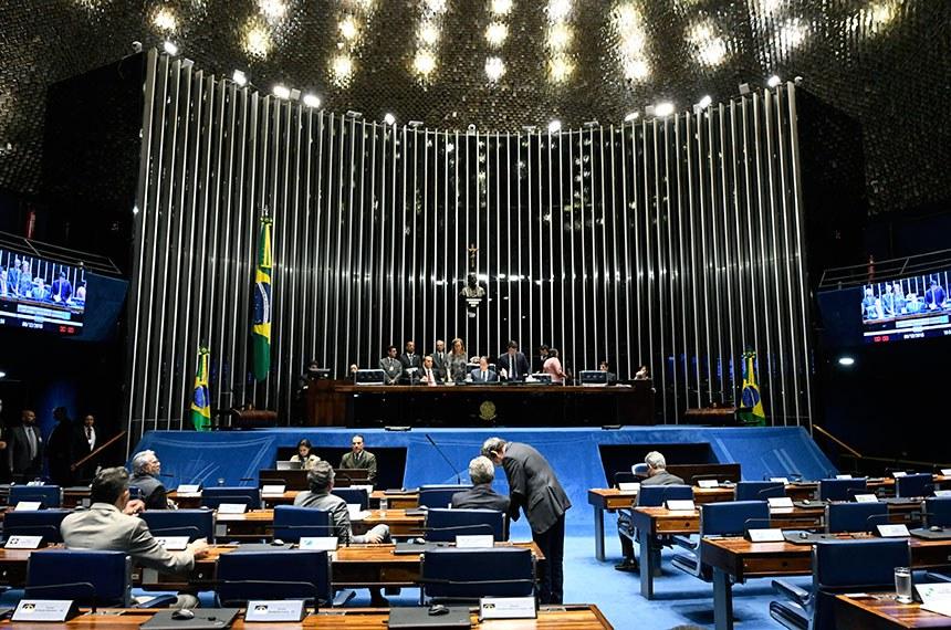 Senadores acataram argumentos do Superior Tribunal Militar, que apresentou a proposta