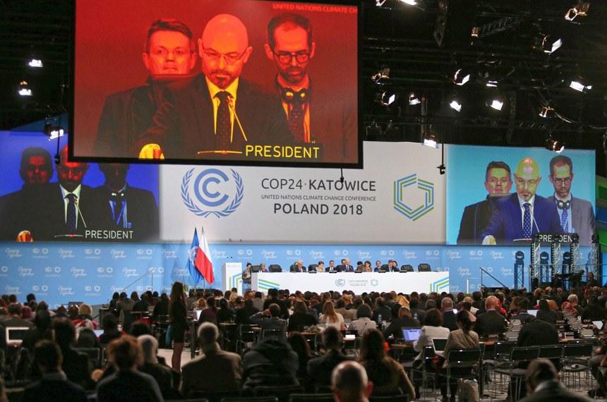 Cúpula de duas semanas na Polônia é considerada crucial nas tentativas internacionais de reduzir o aquecimento global
