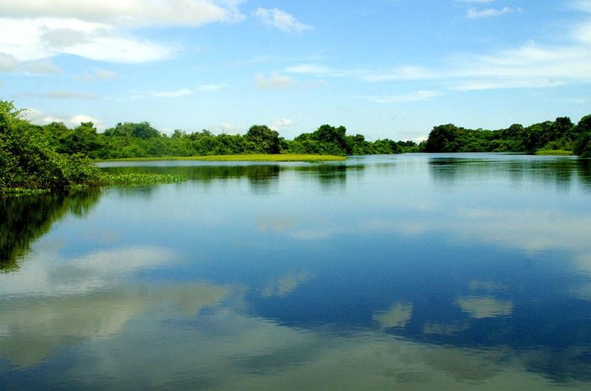 Foto: Marcos Bergamasco/Secom-MT Data: 27 de dezembro de 2004 10:10h Assunto: Pantanal, turismo, meio-ambiente  Pantanal matogrossense