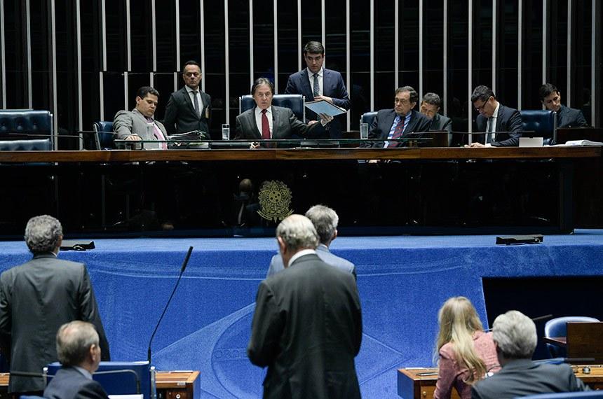 Na última semana do ano legislativo, Senado aprovou seis acordos internacionais, que haviam sido assinados pelo governo com outros países e organizações internacionais