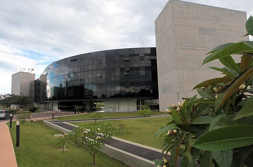 Sede do CJF, Conselho de Justiça Federal  Sede do CJF. Foto: Gil Ferreira/Agência CNJ