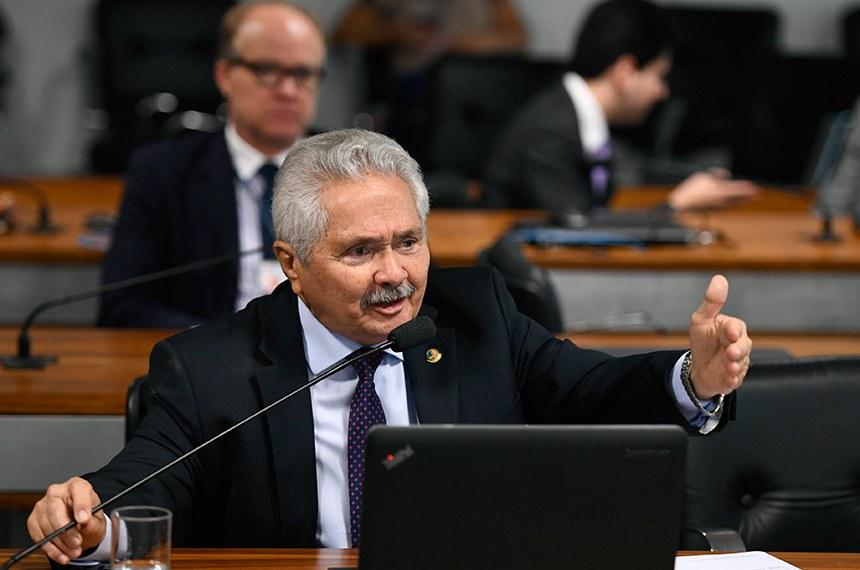 Comissão de Desenvolvimento Regional e Turismo (CDR) realiza   Foto: Edilson Rodrigues/Agência Senado