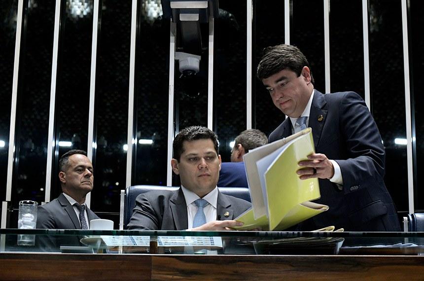 Acordos internacionais, como o firmado entre Brasil e Grécia, foram os primeiros projetos votados este ano no Senado