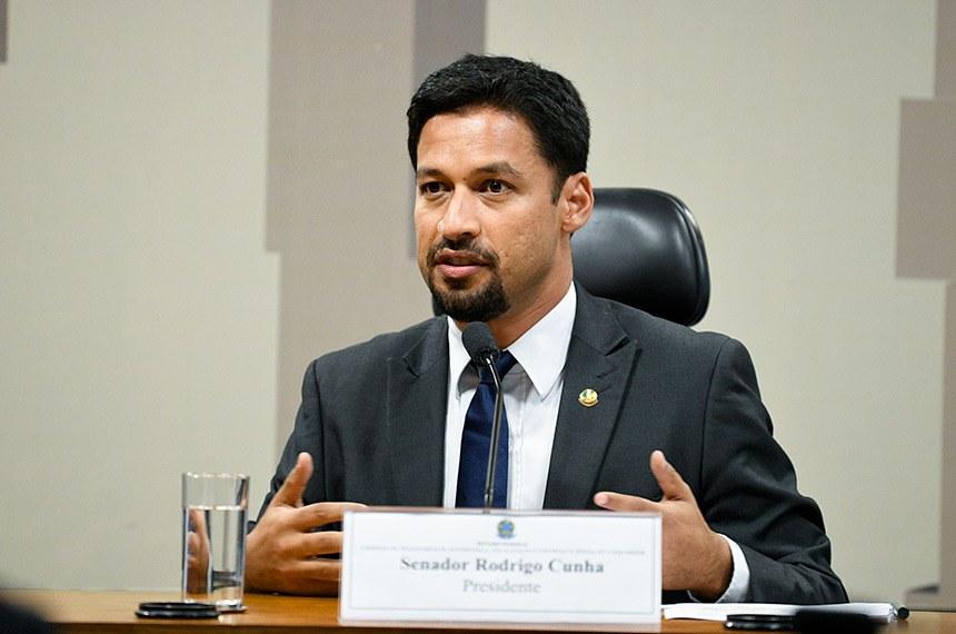 O senador Rodrigo Cunha disse que a transparência ajuda no controle do poder público pela sociedade
