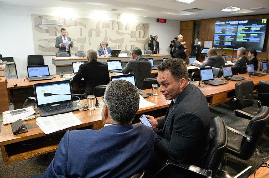 Senadores da Comissão de Assuntos Sociais aprovaram projeto, que segue para o Plenário