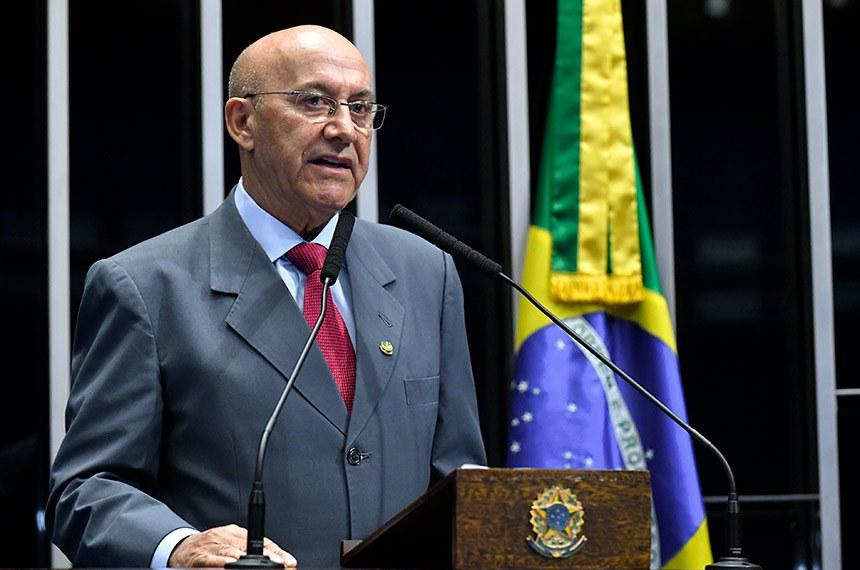 Confúcio Moura lamentou, nesta quinta-feira (14), a tragédia ocorrida na cidade de Suzano (SP)