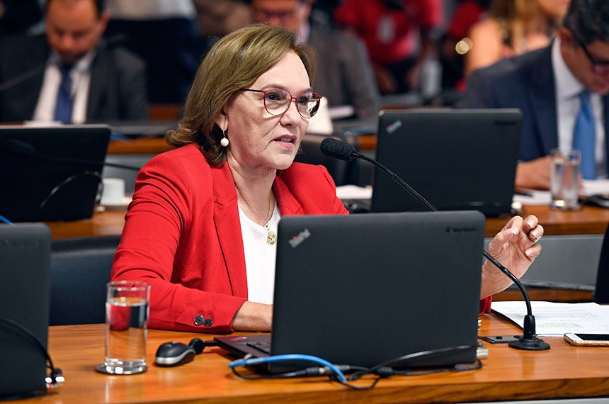 Relatora, senadora Zenaide Maia elogiou a ideia, originada no programa Jovem Senador, e sugeriu ampliar a proposta para todas as profissões. Senadores da CAS pediram prazo para analisar substitutivo