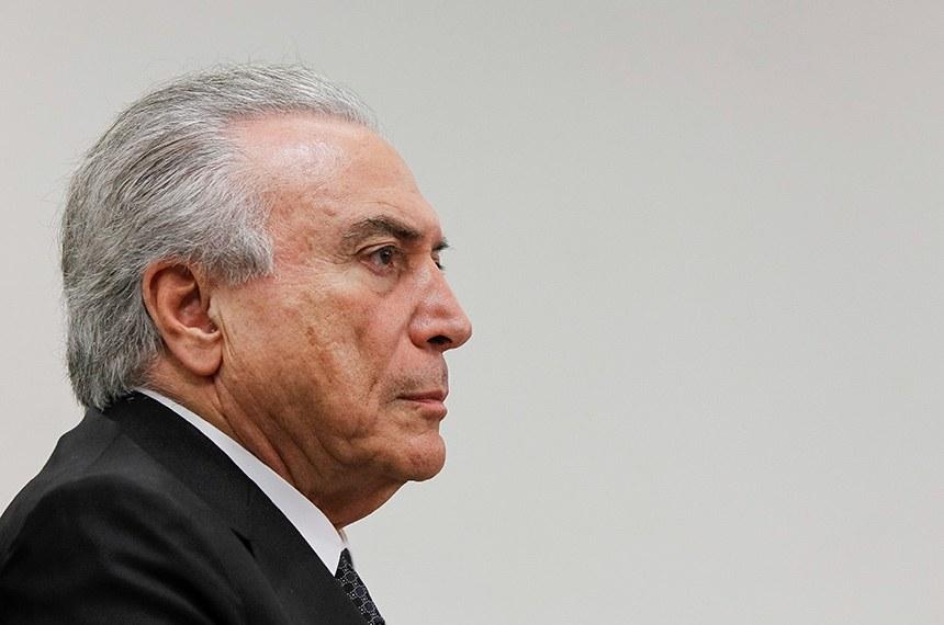 Presidente da República entre 31 de agosto de 2016 e 1º de janeiro de 2019, Michel Temer foi preso preventivamente, acusado de participar de esquema de corrupção na construção da usina Angra 3