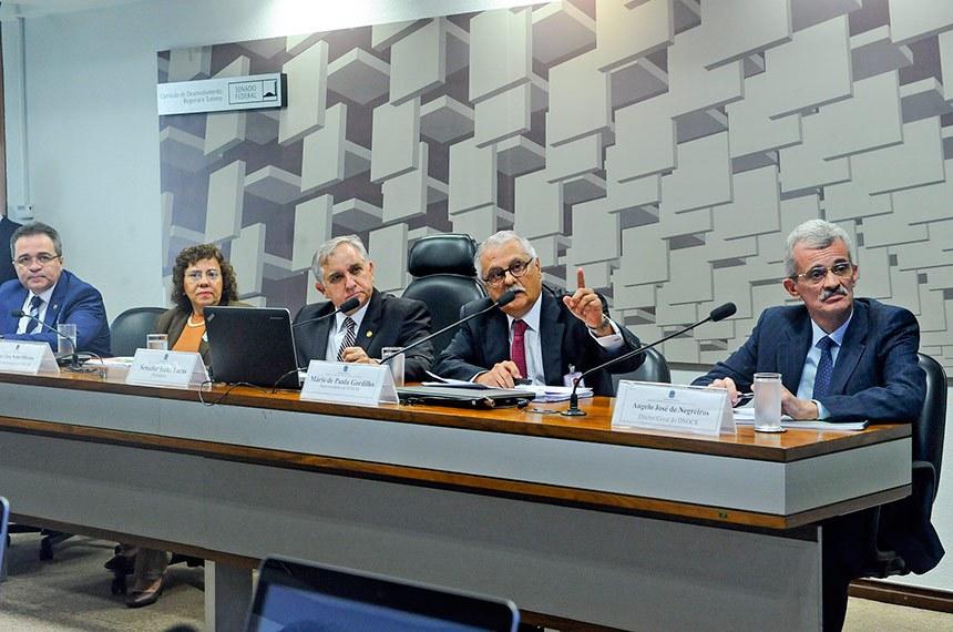 A Comissão de Desenvolvimento Regional e Turismo (CDR) discutiu as instituição de fomento à Região Nordeste