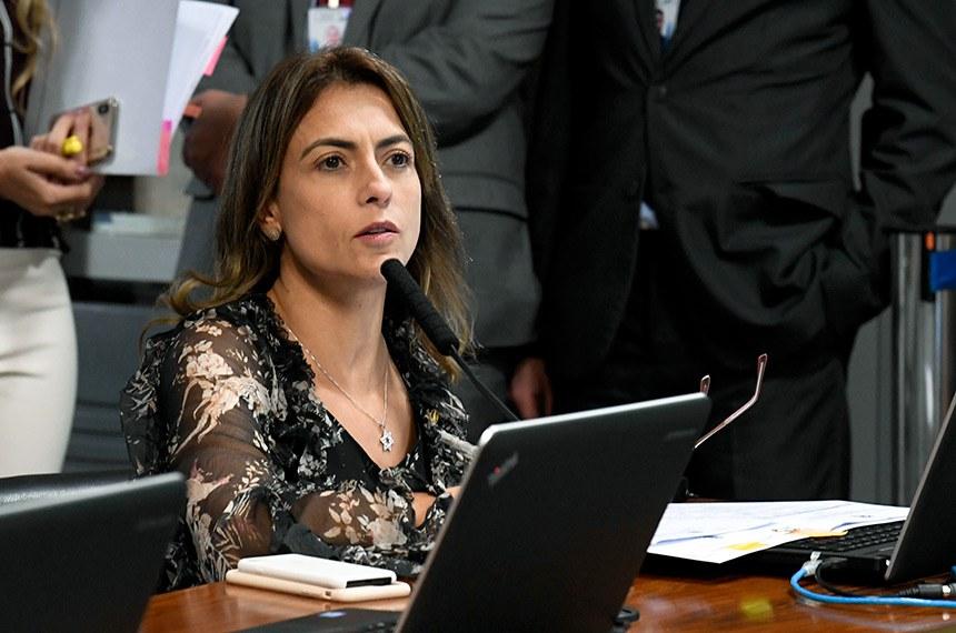 A senadora Soraya Thronicle (PSL-MS) apresentou relatório favorável à proposta