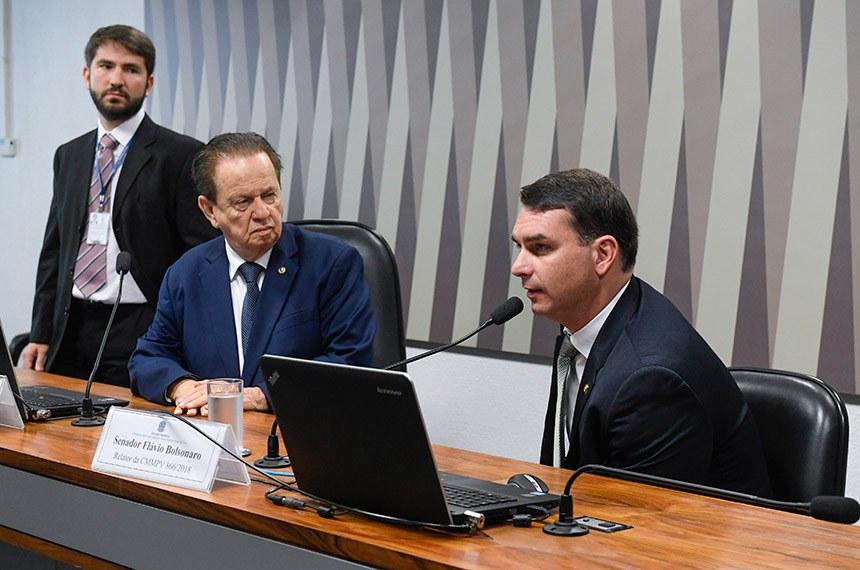 Comissão Mista da Medida Provisória (CMMPV) realiza   Foto: Roque de Sá/Agência Senado