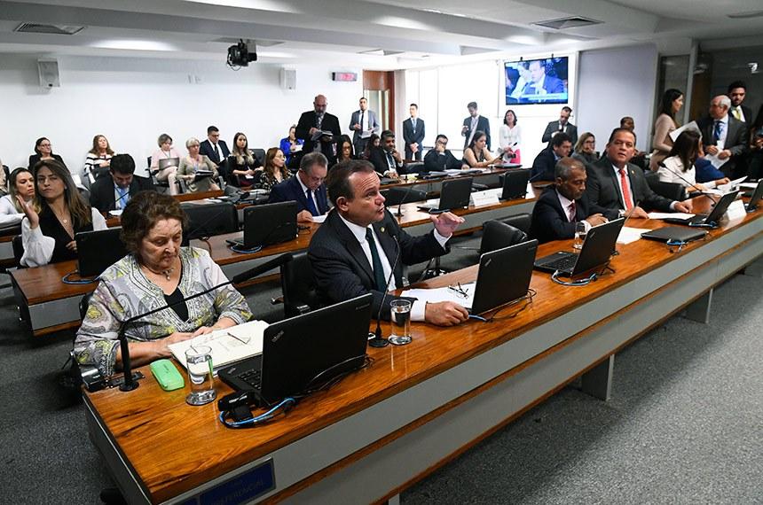 Relator na CE, Wellington Fagundes defendeu aprovação da proposta que institui a comemoração