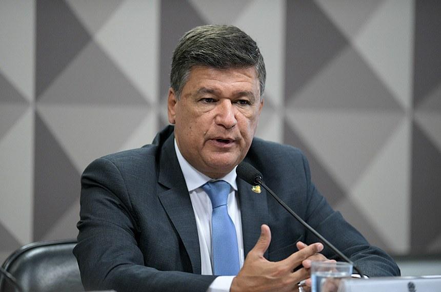 Relator da CPI, senador Carlos Viana destaca que um dos principais resultados da comissão será a contribuição para aperfeiçoar a legislação das atividades de mineração como um todo