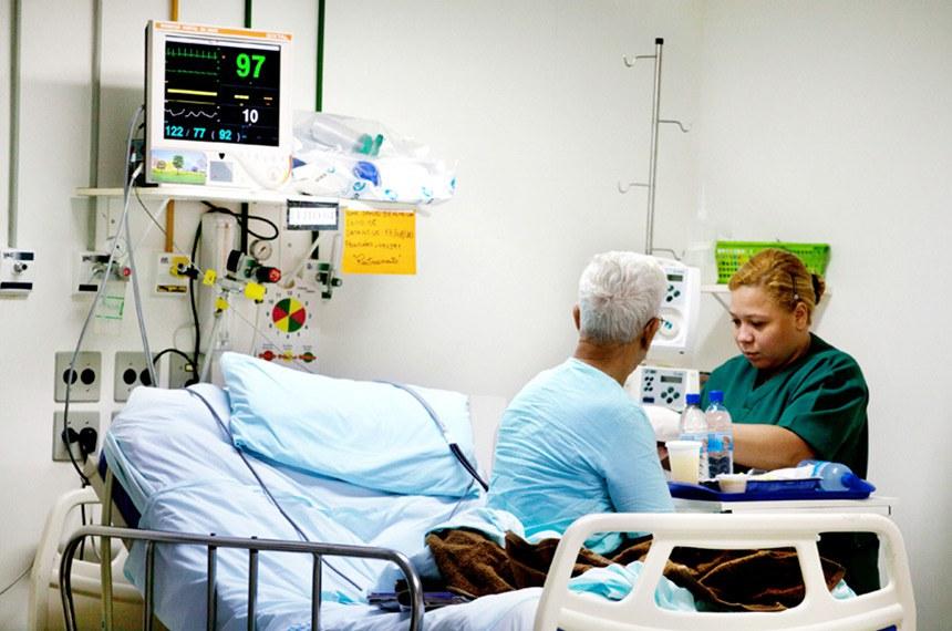 Hospital da Lagoa no Rio de Janeiro, cardiologia.