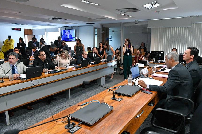 Comissão de Assuntos Sociais (CAS) realiza   Foto: Geraldo Magela/Agência Senado