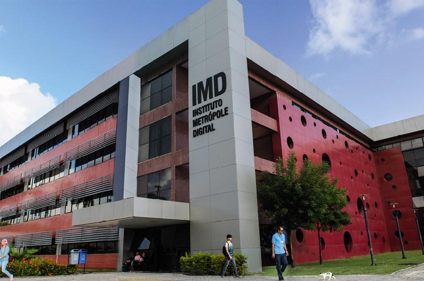 Edifício de projeto ligado à Universidade Federal do Rio Grande do Norte que estimula a criação de um polo digital em Natal: parques tecnológicos ajudam no desenvolvimento onde estão instalados