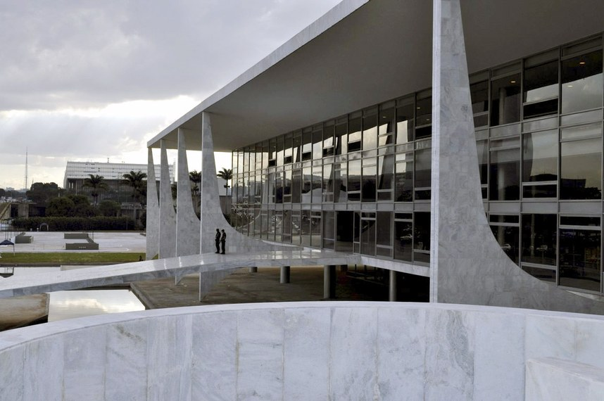 BIE - Fachada do Palácio do Planalto, Brasília (DF).  Foto: Thiago Melo/Flickr