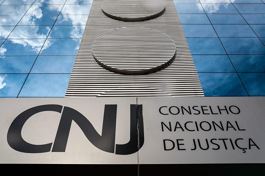 Fachada do CNJ. FOTO:Lucas Castor/Agência CNJ