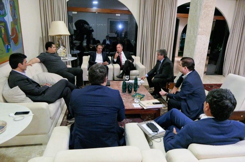 Como na reunião da véspera, na residência do presidente do Senado, Davi Alcolumbre, parlamentares e governadores não chegaram a um acordo para inclusão do assunto para votação na comissão especial
