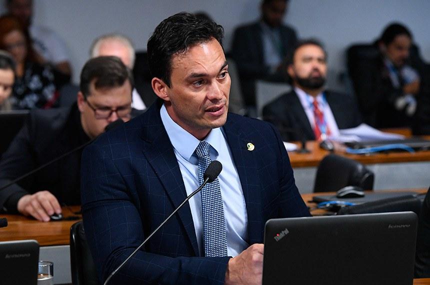 Relator da proposta, o senador Styvenson Valentim apresentou substitutivo para que os recursos do FNMA sejam utilizados em ações ambientais, em especial na Política Nacional de Resíduos Sólidos