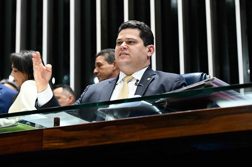 Plenário do Senado Federal durante sessão deliberativa ordinária. Ordem do dia.    Foto: Moreira Mariz/Agência Senado