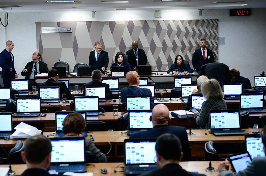 Comissão decidiu aprovar projeto, mesmo que medida já esteja prevista em pacote de medidas anticorrupção aprovado pelo Senado no mês passado e que retornou à Câmara