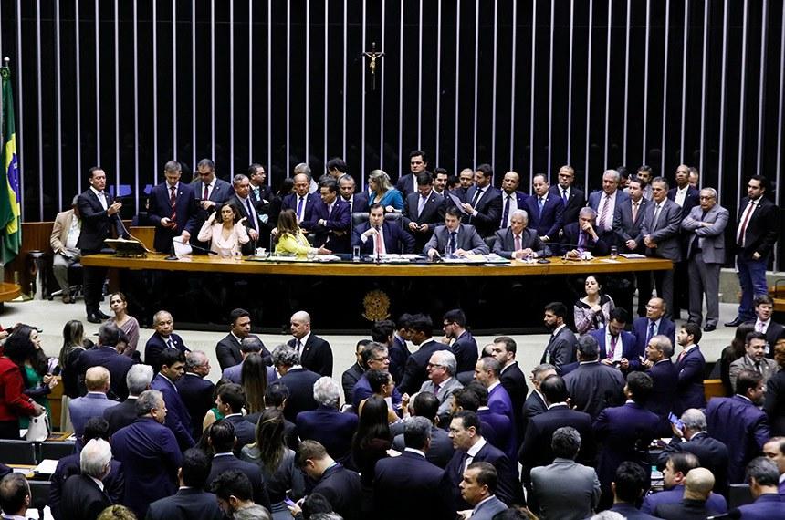 12.07.2019 Sessão para continuação da votação da PEC 6/2019 - Reforma da Previdência