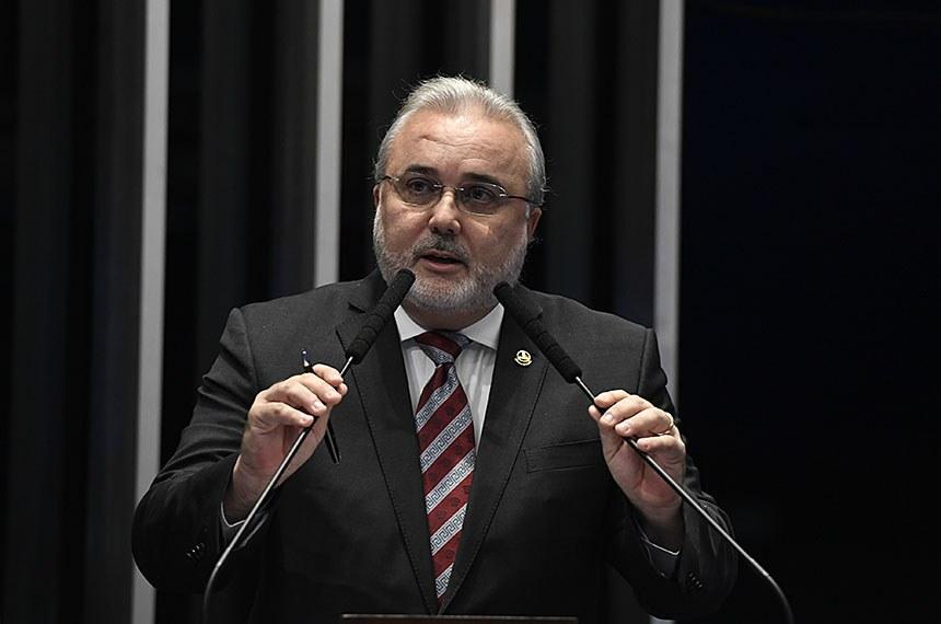 Jean Paul Prates cobra do governo recursos para o Rio Grande do Norte —  Senado Notícias
