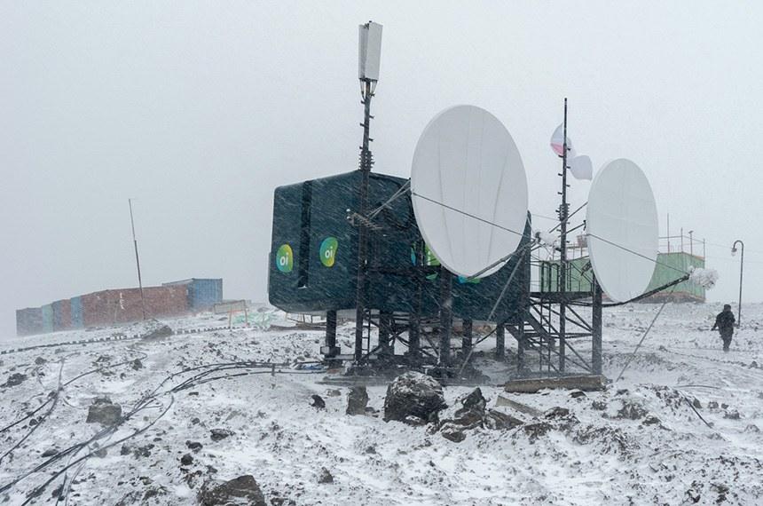 PROANTAR - Missão Programa Antártico XXXVII à estação Antartica Comandante Ferraz.   11/03/2019 - Uma parceria entre Ministério da Ciência, Tecnologia, Inovações e Comunicações (MCTIC), Marinha do Brasil e Operadora Oi.   Foto: MCTIC