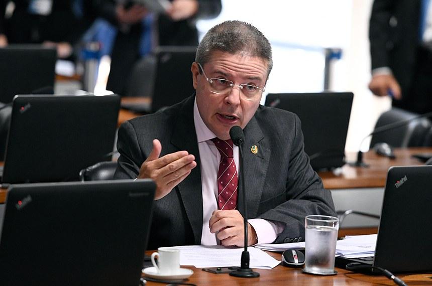Comissão de Constituição, Justiça e Cidadania (CCJ) realiza   Foto: Edilson Rodrigues/Agência Senado