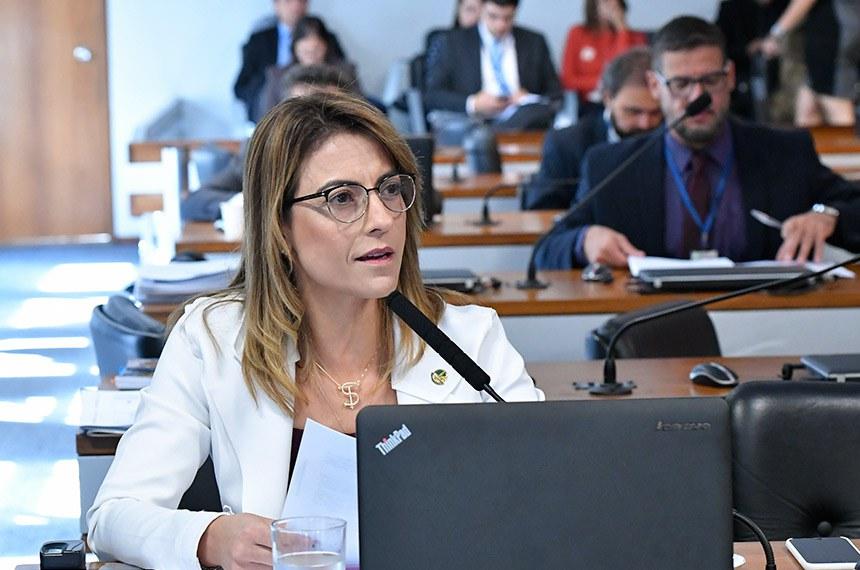 Senadora Soraya Thronicke pediu audiência para discutir o impacto do 'fracking' sobre agricultura