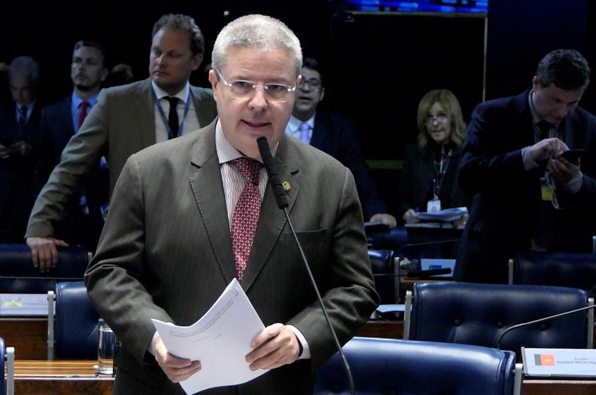 Plenário do Senado Federal durante sessão deliberativa ordinária. Ordem do dia.   Foto: Roque de Sá/Agência Senado