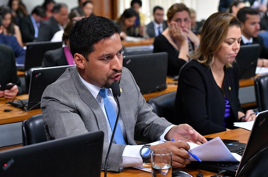 O relator, Rodrigo Cunha, defendeu aprovação da proposta