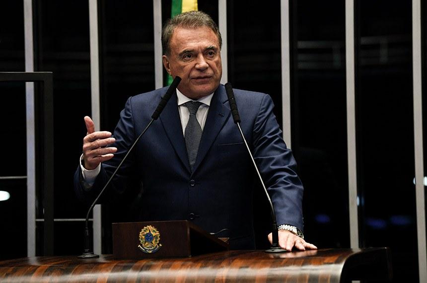 Para senador, proposta aprovada é tendenciosa e direcionada contra a Operação Lava Jato, numa tentativa de intimidação daqueles que investigam, como policiais e representantes do Ministério Público