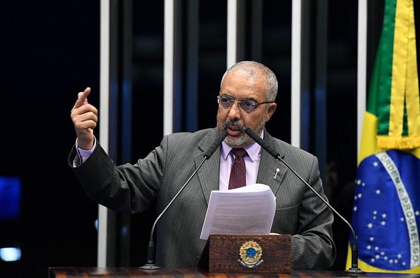 Senador destacou a concordância de Tasso Jereissati de excluir as mudanças no Benefício de Prestação Continuada (BPC) do texto da PEC 6/2019