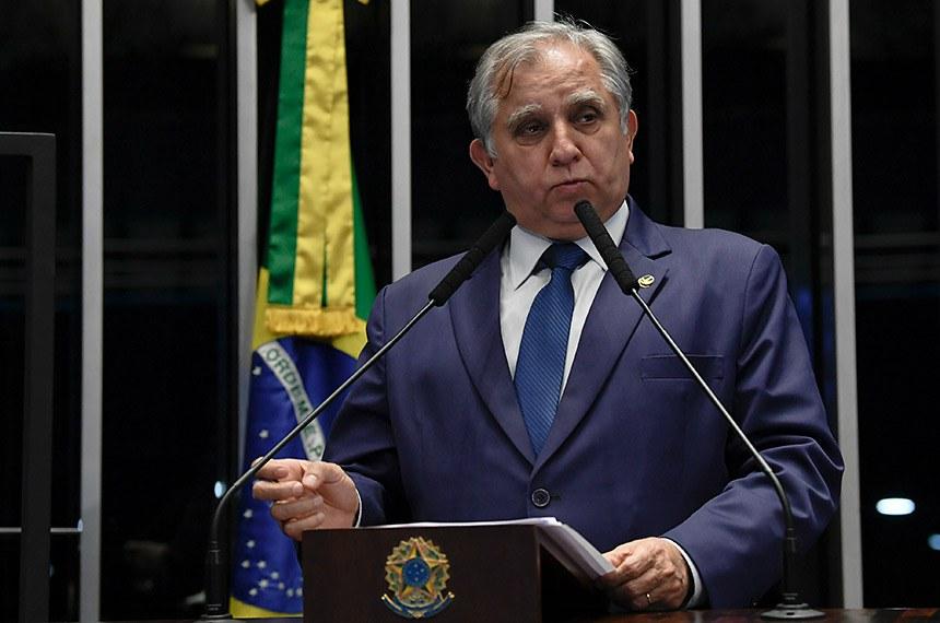 Senador convidou colegas para reunião da Frente Parlamentar de Ciência, Tecnologia, Pesquisa e Inovação que vai reunir os ministros Paulo Guedes e Marcos Pontes na próxima semana