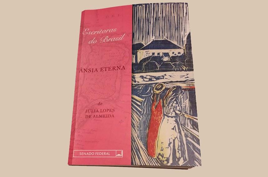 Ânsia Eterna será relançado 116 anos depois da publicação original