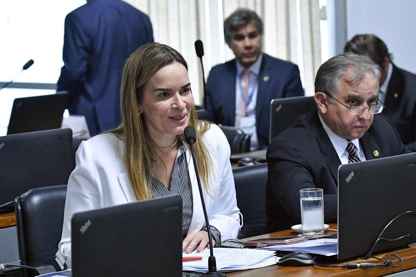 A senadora Daniella Ribeiro (PP-PB) é a relatora da proposta