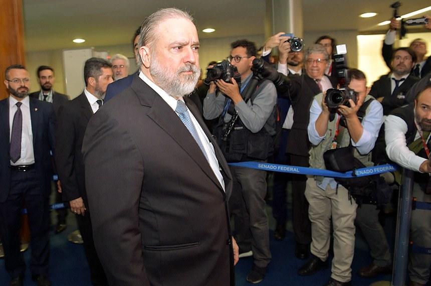 Augusto Aras foi escolhido pelo presidente Jair Bolsonaro para o cargo de procurador-geral da República