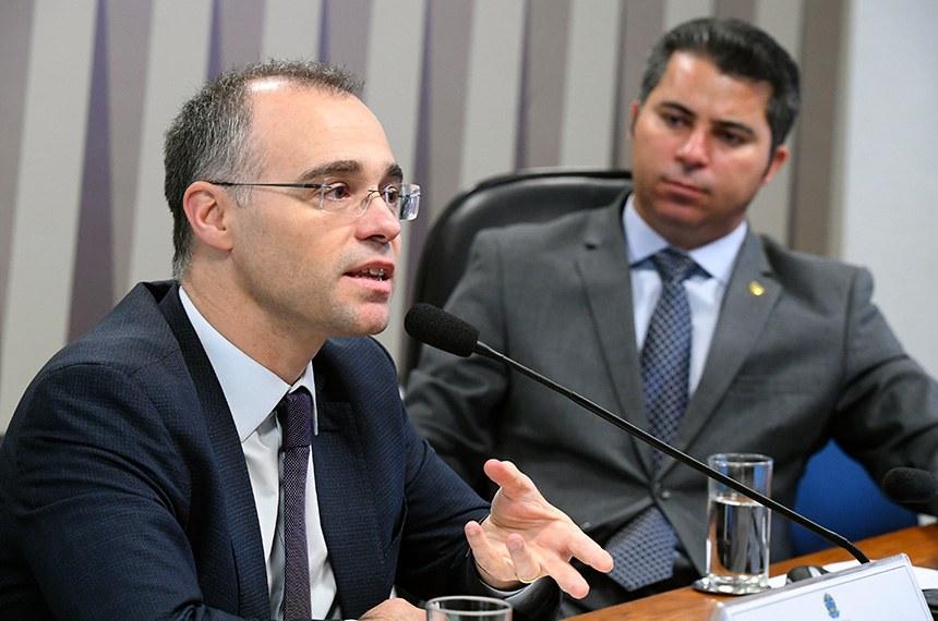 Comissão de Serviços de Infraestrutura (CI) realiza   Foto: Marcos Oliveira/Agência Senado