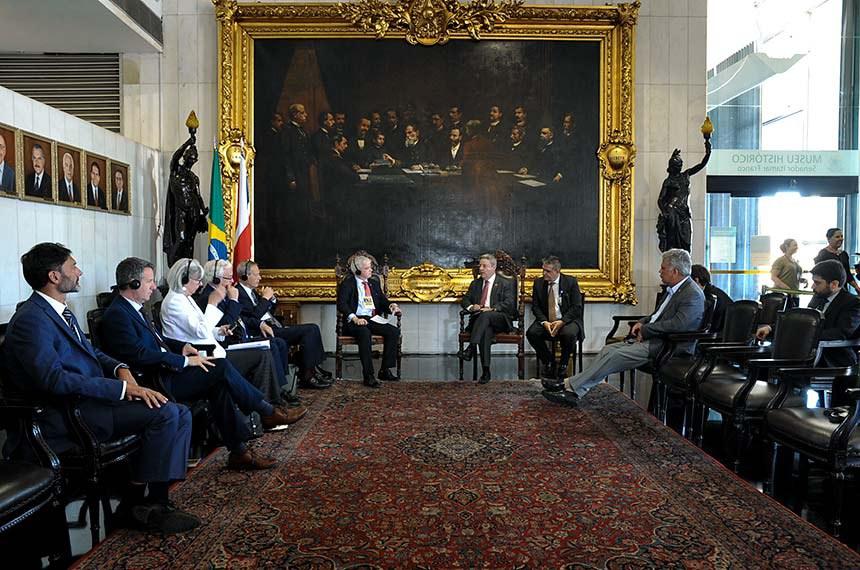 Foto: Jonas Araújo/Senado Federal