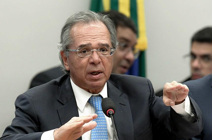 Ministro da Economia deve explicar Orçamento que prevê deficit primário de R$ 124,1 bilhões em 2020