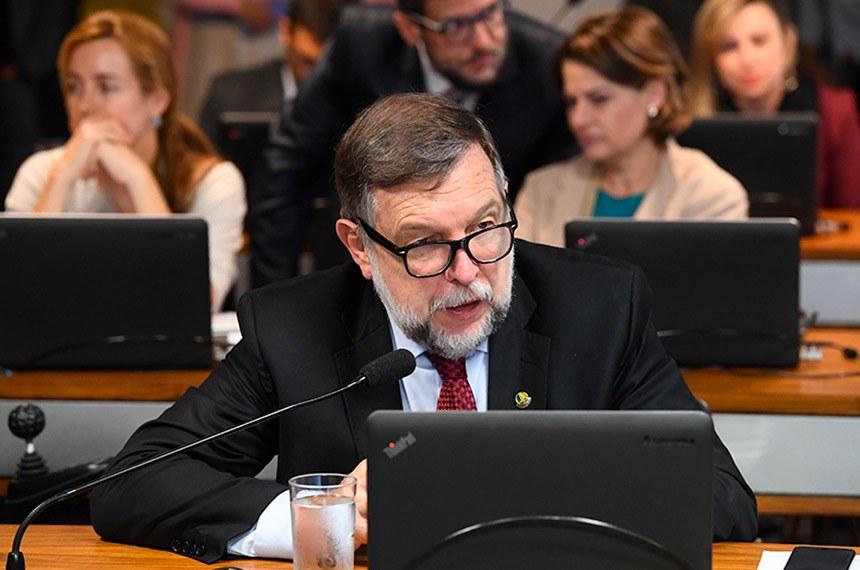 Para Flávio Arns, a língua não pode ser impedimento para o exercício pleno da cidadania