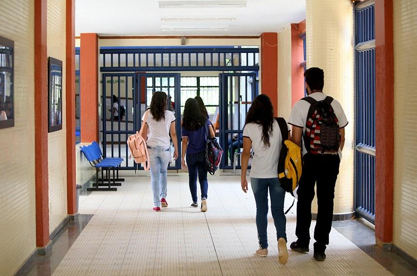 12.04.2019 Irecê Projeto Escolas Culturais, no Colégio Modelo Luís Eduardo Magalhães, em Irecê.  Foto: Paula Fróes/GOVBA