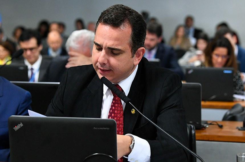 Comissão de Constituição, Justiça e Cidadania (CCJ) realiza   Foto: Jane de Araújo/Agência Senado