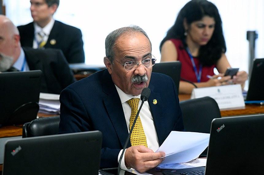 Chico Rodrigues: emissora de Três Lagoas perdeu o prazo para solicitar renovação da outorga