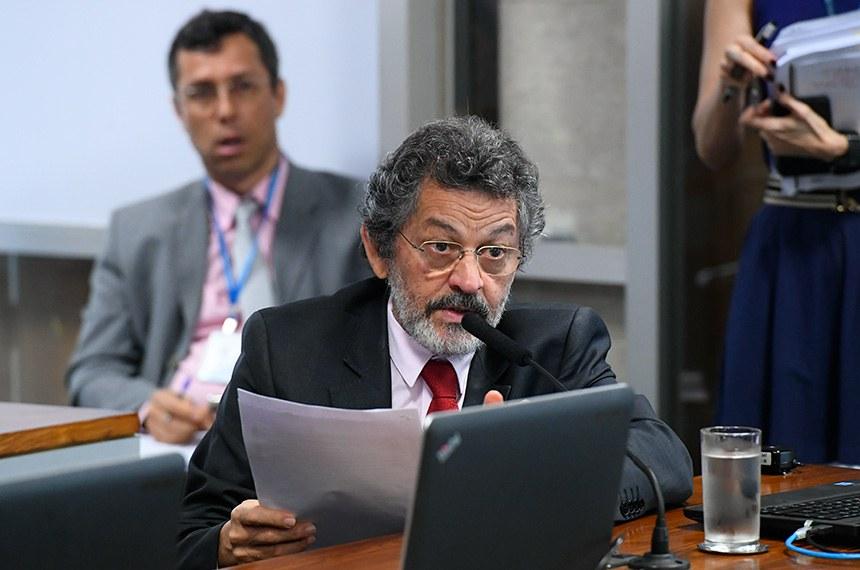 Para Paulo Rocha, tecnologia nuclear vai impulsionar desenvolvimento de indústria militar e civil