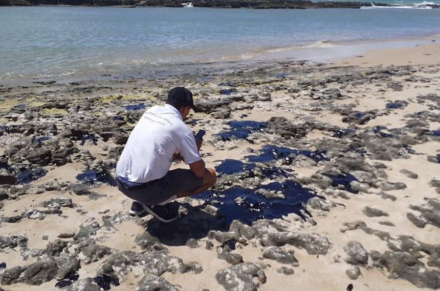 10.10.2019 Marinha combate às Manchas de Óleo em Alagoas
